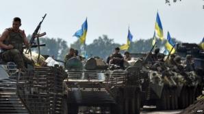 MINSK. Negocieri pe tema crizei din Ucraina, cu medierea Rusiei