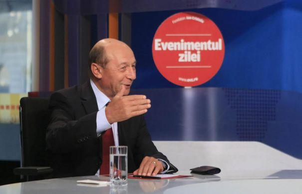 Traian Basescu: Nu mi-e teama de o noua suspendare; am capacitate de revitalizare