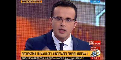 Antena 3 taraste Senatul si Curtea de Conturi in lupta sa contra Justitiei
