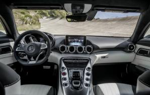 Mercedes AMG GT: Cum arata succesorul modelului Mercedes SLS AMG