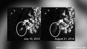 Insula misterioasa descoperita pe Titan, satelitul planetei Saturn