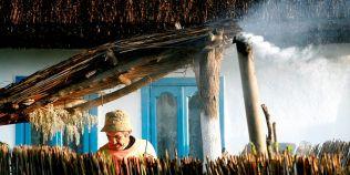 FOTO Acoperisurile de stuf din satul Letea din inima Deltei, promovate la nivel international