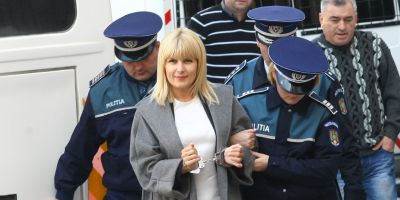 Elena Udrea, arestata. Deputatul afla marti daca ramane in spatele gratiilor