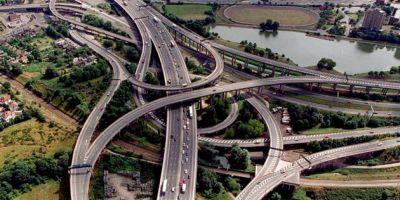 Cea mai complicata intersectie din lume