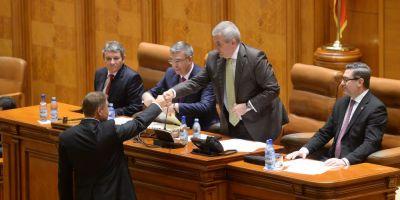 Iohannis, lui Tariceanu: Demisia celor doi magistrati nu poate fi influentata de presedinte. Nu ma raliez modificarii legislatiei penale