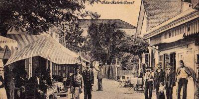 Secretul insulei Ada-Kaleh, paradisul fiscal al Romaniei. Groaza de pe