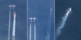VIDEO O eroare umana a cauzat dezintegrarea in aer a