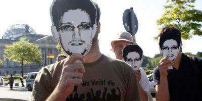 Londra si-a retras mai multi spioni dupa ce Rusia si China au accesat documentele lui Snowden