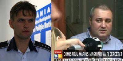 Instanta: Faptul ca Marius Maghiari, de la Brigada Rutiera, si-a dus victima la spital dupa accident, diminueaza gradul de pericol social al faptei