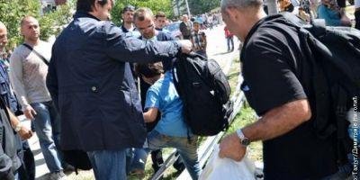 Mii de imigranti incearca sa ajunga in UE prin Macedonia si Serbia; aproximativ 3.000 de imigranti salvati pe Mediterana