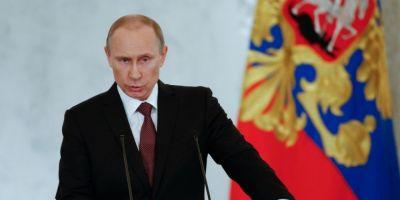 Vladimir Putin: Sa ne unim fortele pentru a ajuta milioanele de refugiati ramasi fara case si pentru a combate terorismul