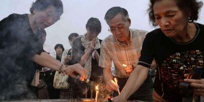 INFOGRAFIE Lacrimile Hiroshimei. La 70 de ani de la atacul nuclear asupra orasului japonez, supravietuitorii si urmasii lor au cicatrici fizice si psihice