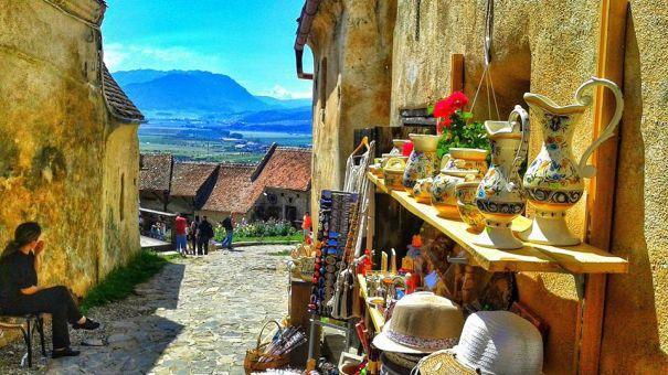 O zona turistica din Romania a devenit