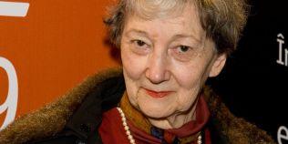 A murit scriitoarea si traducatoarea Annie Bentoiu