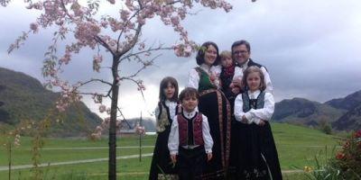 Patriarhia Romana ia atitudine in cazul familiei Bodnariu. Niciun mesaj pentru sotii Nan, crestini ortodocsi ramasi si ei fara copii in Norvegia