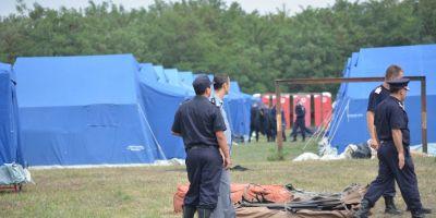 Romania planuieste sa deschida o tabara de refugiati langa frontiera cu Ungaria, scrie presa maghiara