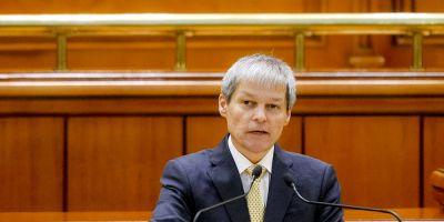 Ciolos a explicat in Senat cazul Antena 3: ANAF a respectat legea. Nu exista posibilitatea inchirierii. Dragnea: Nu m-a lamurit