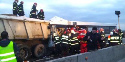 Reactia Patriarhiei dupa teribilul accident de pe centura Ploiestiului. Bisericile, indemnate sa sprijine cu bani familiile victimelor