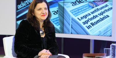 Ministrul Raluca Pruna: