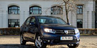 Test Drive Dacia Logan 1.5 dCi Prestige