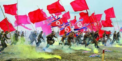 Planul nord-coreean de invadare a Sudului: un milion de morti