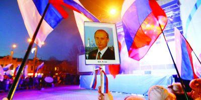Modelul rusesc de propaganda face pui