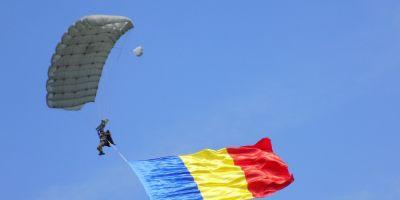 FOTO VIDEO Cum a fost spectacolul aviatic de la Baza 95 Aeriana din Bacau