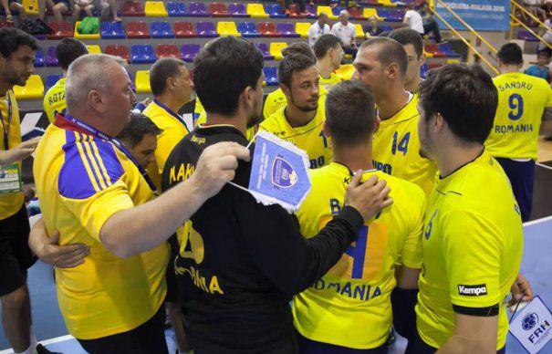 CE PERFORMANTA! Nationala masculina de handbal a Romaniei a castigat Campionatul Mondial Universitar