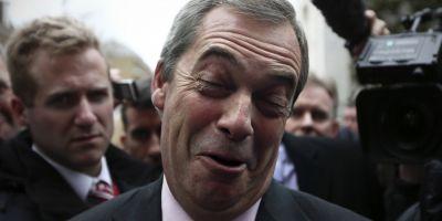 Brexit. Nigel Farage si-a anuntat demisia de la conducerea UKIP