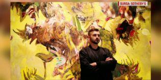 Pictorul Adrian Ghenie participa la Seara Povestitorilor de la Festivalul Ideo Ideis de la Alexandria