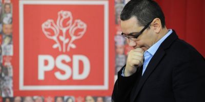 Ponta: PSD sa nu intre intr-un guvern de uniune nationala; nu se pune problema sa ajung premier