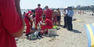 Trupul tanarului de 17 ani disparut in mare la Mangalia a fost adus la tarm de valuri