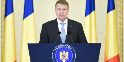 Iohannis: Romania este o campioana europeana a cresterii economice. Forta calificata de munca este un atu