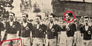Fabuloasa poveste a lui Emerich Vogl, fotbalistul care a jucat la CM din 1930 incaltat cu doua ghete pentru acelasi picior