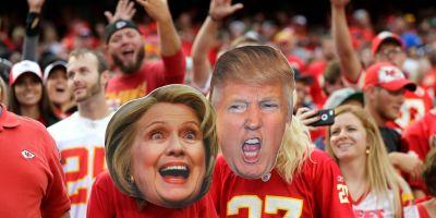 Alegeri SUA 2016. Ce le-au promis Hillary Clinton si Donald Trump americanilor