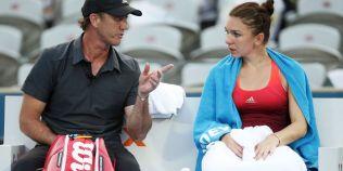 Nu si-a ascultat antrenorul. Ce i-a cerut Darren Cahill Simonei Halep la Shenzhen, iar aceasta n-a putut face