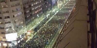 Presa internationala scrie despre protestele din Romania