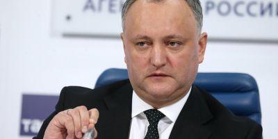 Dodon: Majoritatea moldovenilor pledeaza pentru integrarea in Uniunea Euroasiatica si sunt impotriva UE si NATO