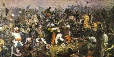 Luptele dintre moldoveni si munteni in Evul Mediu. Stefan cel Mare s-a razboit de nenumarate ori cu liderii Tarii Romanesti