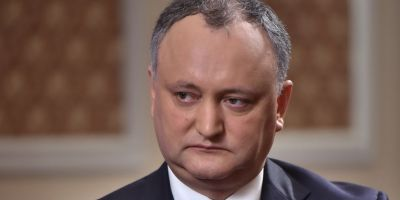Dodon: Neprietenii nostri au incercat sa ne certe cu Rusia. Au numit-o agresor si ocupant