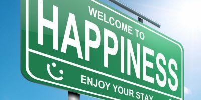 Sapte exercitii simple pentru cresterea imediata a starii de fericire