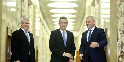Liderii PSD se reunesc astazi la Sinaia pentru a semna legea salarizarii unitare