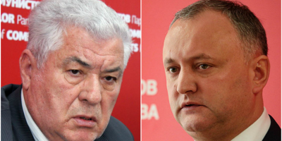 Voronin respinge ideea lui Dodon de a apropia Moldova de Uniunea Economica Euroasiatica: Imi pare rau ca l-am numit ministru al Economiei