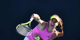 FOTO Sorana Carstea i-a uimit pe nemti. Cum s-a imbracat cea mai sexy jucatoare din WTA la o petrecere in Nurnberg