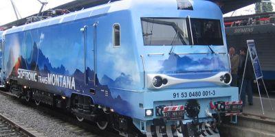 Producatorul trenului electric construit in premiera in Romania inchiriaza doua locomotive lui Deutsche Bahn Cargo -Schenker, in leasing operational