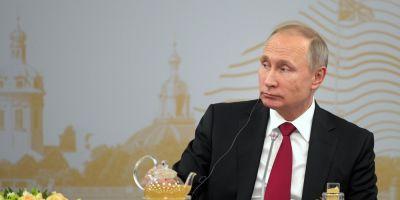 Vladimir Putin si-a exprimat opozitia ferma cu privire la o posibila aderare a Suediei la NATO