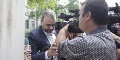 Fostul viceprimar din Slatina, martor la Curtea Suprema: Darius Valcov ne-a spus ca Vasile Blaga i-a impus sa dam contractele unei anumite firme