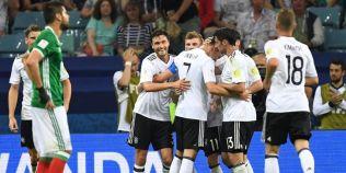 Germania este a doua finalista de la Cupa Confederatiilor. Nemtii au distrus Mexicul si vor juca pentru trofeu cu Chile