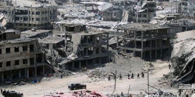 Premierul irakian anunta oficial eliberarea orasului Mosul de sub controlul Statului Islamic