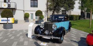 Un Rolls-Royce Phantom III apartinand Tiriac Collection a obtinut premiul cel mare la concursul
